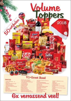Volume Toppers 2018